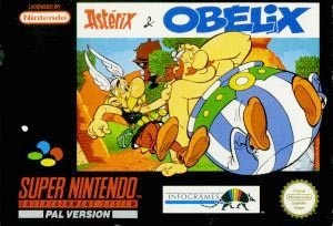 Astérix & Obélix sur SNES