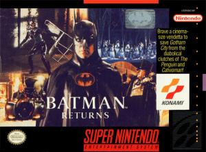 Batman Returns sur SNES
