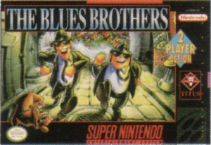 The Blues Brothers sur SNES