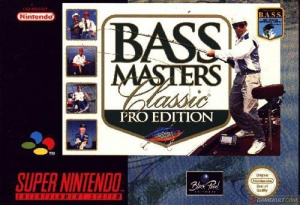 Bass Masters Classic : Pro Edition sur SNES