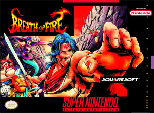 Breath of Fire sur SNES