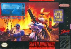 ClayFighter 2 : Judgement Clay sur SNES