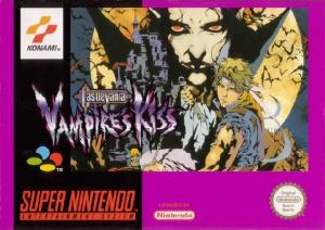 Castlevania : Vampire's Kiss sur SNES