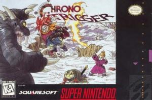 Chrono Trigger sur SNES