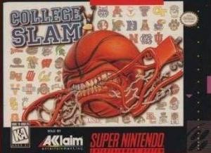 College Slam sur SNES
