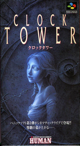 Clock Tower sur SNES