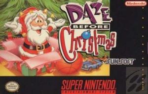 Daze Before Christmas sur SNES
