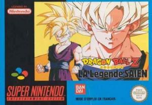 Dragon Ball Z 2 : La Légende Saien sur SNES