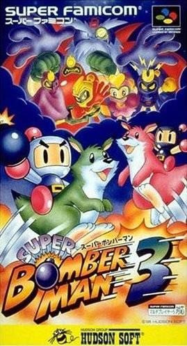 Super Bomberman 3 sur SNES