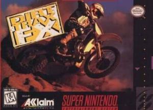 Dirt Trax FX sur SNES