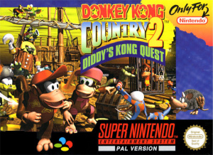 Donkey Kong Country 2 : Diddy's Kong Quest sur SNES