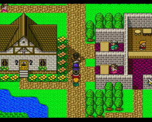 Dragon Quest à la sauce Pokémon