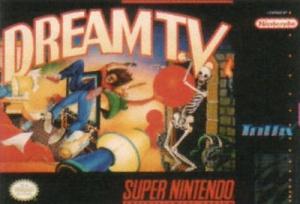 Dream TV sur SNES