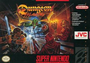 Dungeon Master sur SNES