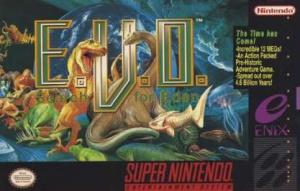 E.V.O. : Search for Eden sur SNES