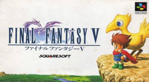 Final Fantasy V sur SNES