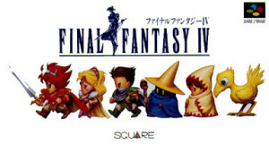 Final Fantasy IV sur SNES