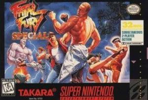 Fatal Fury Special sur SNES