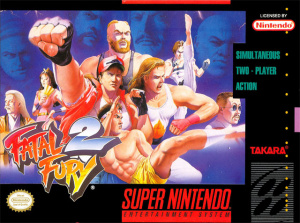 Fatal Fury 2 sur SNES