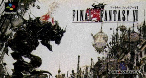 Final Fantasy VI sur iOS