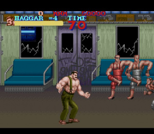 1989 - Final Fight : De Street Fighter au beat'em all