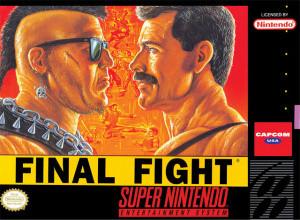 Final Fight sur SNES