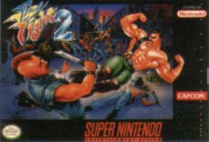 Final Fight 2 sur SNES