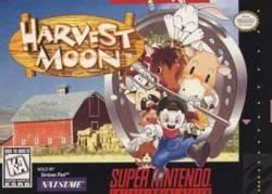 Harvest Moon sur SNES