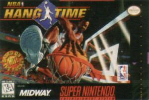 NBA Hangtime sur SNES