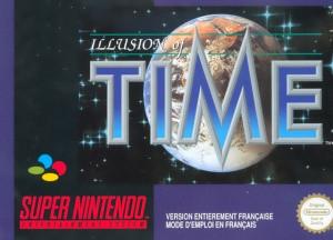 Illusion of Time sur SNES