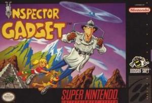Inspecteur Gadget sur SNES