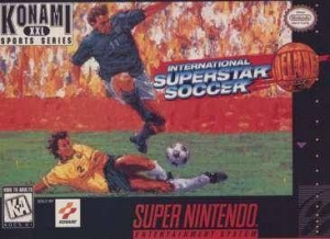 International Superstar Soccer Deluxe sur SNES