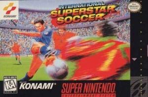 International Superstar Soccer sur SNES