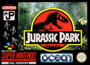 Jurassic Park sur SNES