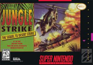 Jungle Strike sur SNES
