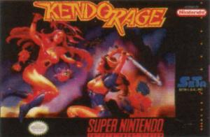 Kendo Rage sur SNES