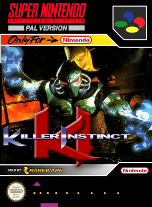 Killer Instinct sur SNES