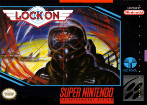 Lock On sur SNES