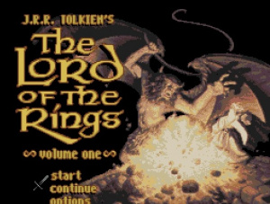 Oldies : The Lord of the Rings