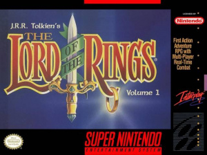 The Lord of the Rings sur SNES