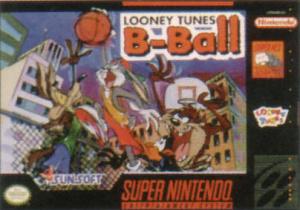 Looney Tunes Basketball sur SNES