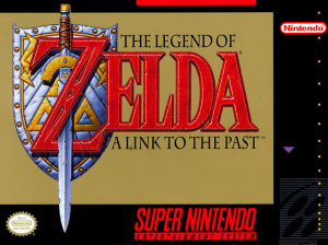 The Legend of Zelda : A Link to the Past sur SNES