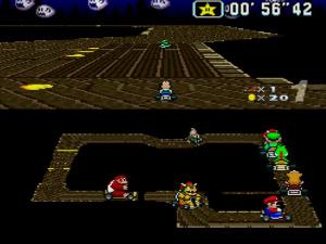 Oldies : Super Mario Kart