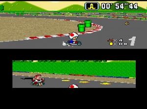 Super Mario Kart - Une approche hardcore ?
