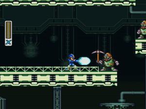 Oldies : Megaman X