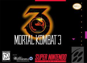 Mortal Kombat 3 sur SNES