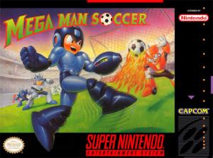 Mega Man Soccer sur SNES