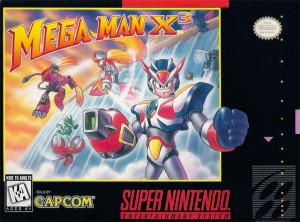Mega Man X3 sur SNES