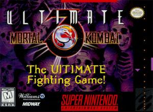 Ultimate Mortal Kombat 3 sur SNES
