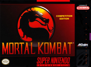 Mortal Kombat sur SNES
